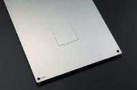 高精度スチール製平印刷版の画像