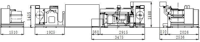 ロールツーロールシリンダータイプ外形図