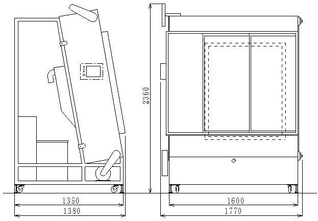 VP-120100外形図